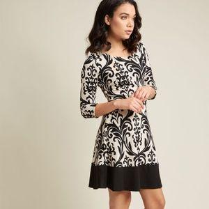 Modcloth Gilli A-Line Dress